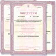 Деятельность лицензирована